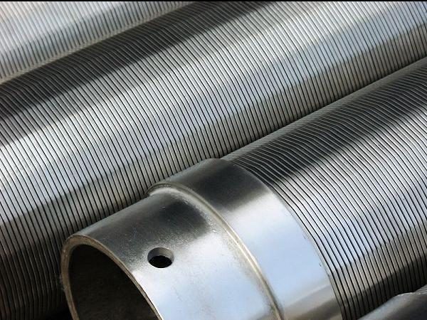 Johnson water well screen,V wire wrap screen pipe