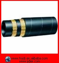HOT!!! wire braid hydraulic rubber hose SAE 100R2 AT