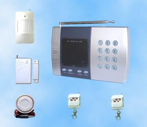 99 wireless zones home alarm system
