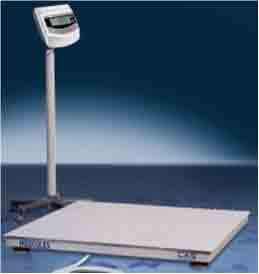 (Korea) Kaishi HFS Series Electronic Floor Scale