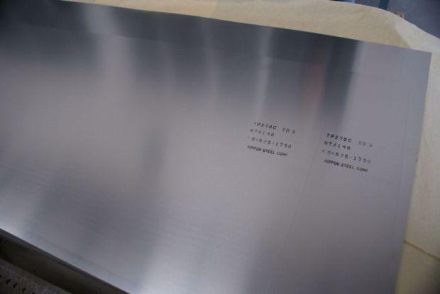 GR5 titanium plate