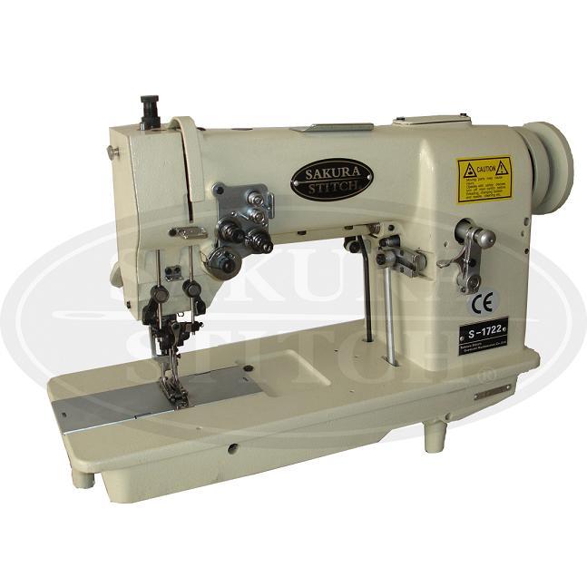 Double Needle Hemstitching Picot Stitch Machine
