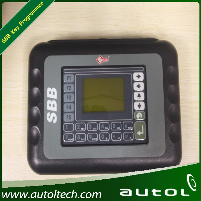 Latest SBB Key Programmer with Version V33