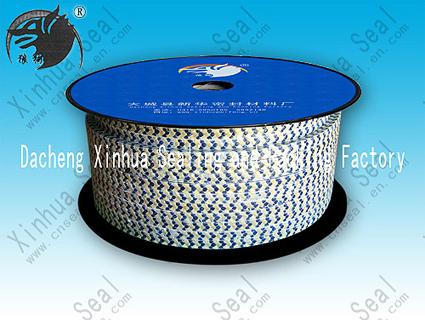 XHC-1002 Aramid Carbonized Fiber Braided Packing