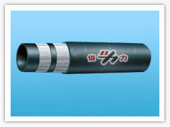 braided hydraulic hose (SAE 100R3)