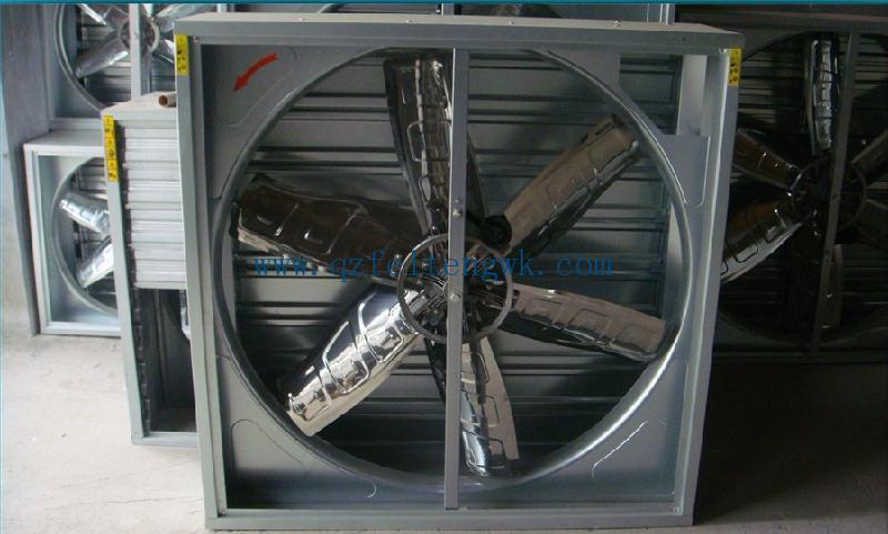 drop hammer exhaust fan