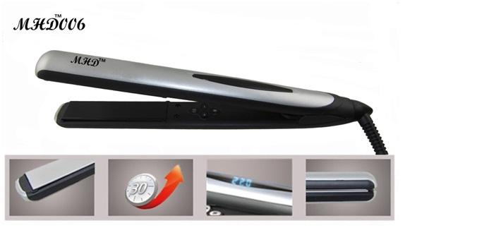 MHD-013T professional ceramic coated hair curler