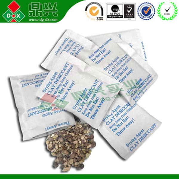 Clay Desiccant