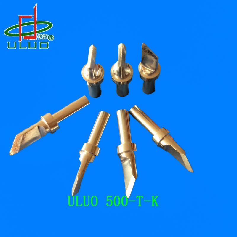 ULUO 500-T-K lead free soldering tips