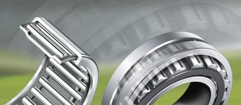 FAG - Rolling and plain bearings