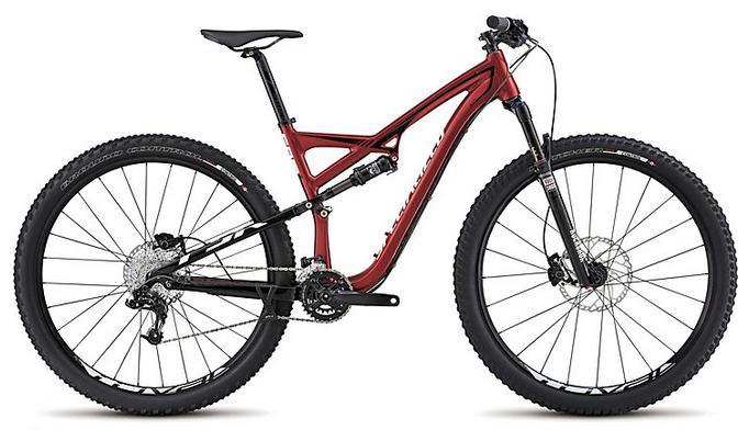 2015 Specialized Camber EVO 29 Mountain Bike
