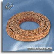 Kynol fiber packing