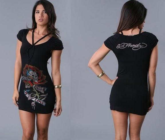Ed Hardy Dress