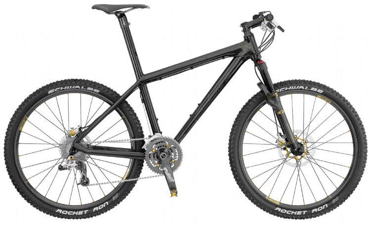 Scott Scale Ltd. 2010 Bike