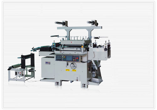 f-4550 large size die cutting machine