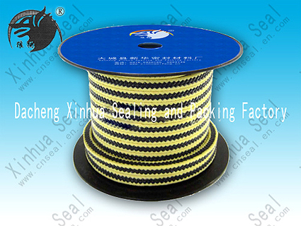 XHC-1003 Aramid PTFE Braided Packing