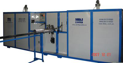 Aluminum Flexible Duct Forming Machine,Duct machine