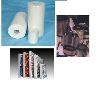 Chitosan Non-woven for Filtration