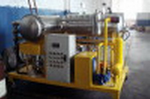 DYJC Series on line oil purifier for turbine-oil