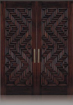 solid wooden door high quality solid wooden door