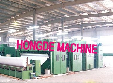 Polypropylene PP FDY Spinning Machine