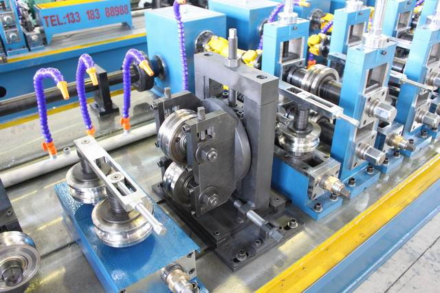 GS28 Grantry precise welded pipe unit