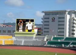 LED Display Screen Full Color PH25(outdoor)