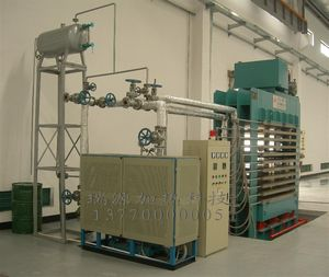 hot press oil furnace