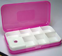 7 days sound pill box timer