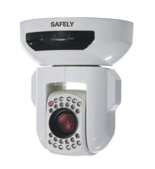 10x Indoor IR Mini High Speed Dome Camera