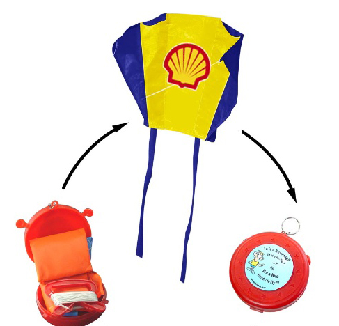 all kinds of promotional mini kite