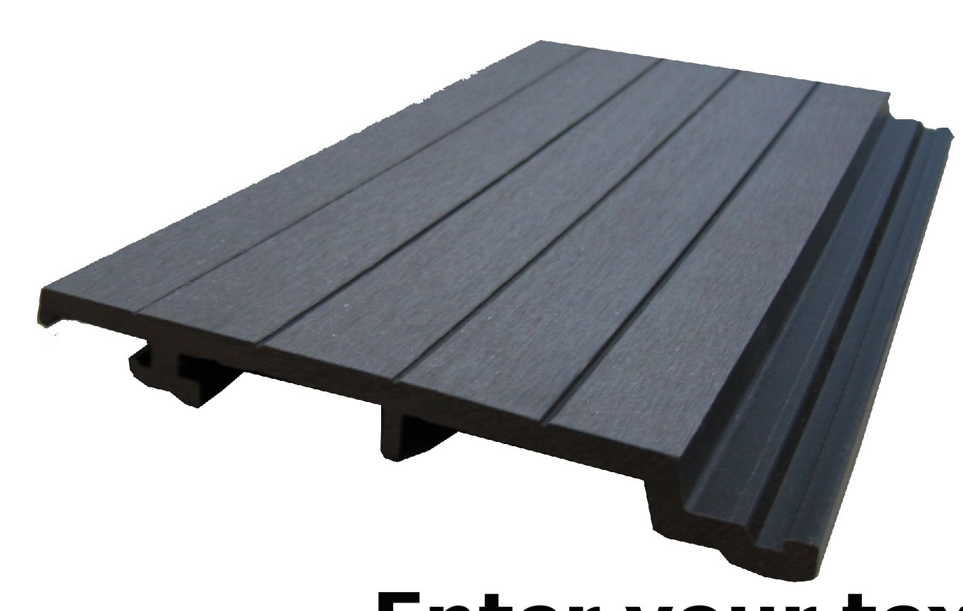 wood plastic wpc wall panel lhma049 wpc decking wall panel. Black Bedroom Furniture Sets. Home Design Ideas