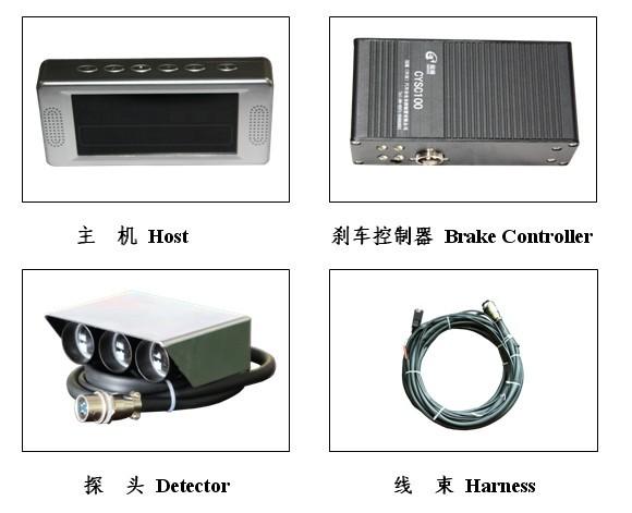 Automotive Anti-collision Device