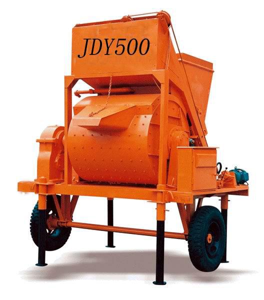 JDY500 Concrete Mixer