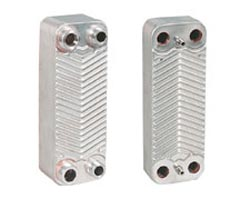 Brazed plate heat exchanger(B3-14C)