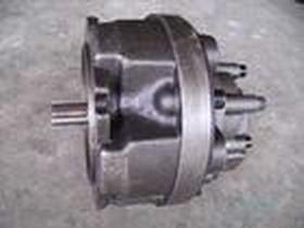 Swing-cylinder hydraulic motor