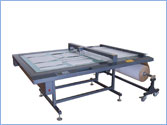 Cutting Plotter-Garment CAD&CAM