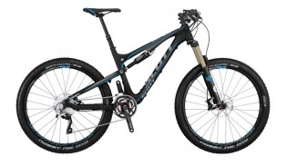SCOTT GENIUS 710 BIKE 2013