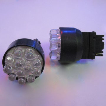 Car LED bulbs, car LED light
