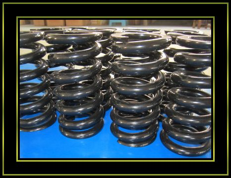 heavy duty compression spring