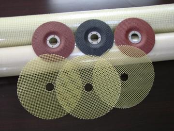 fiberglass backing for flap disc
