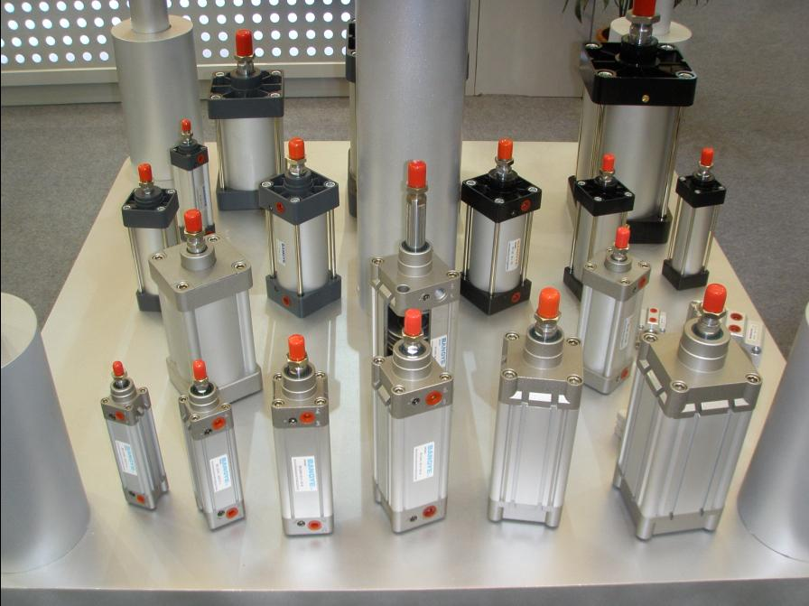 pneumatic cylinder ;air cylinder ;pneumatic components(pneum