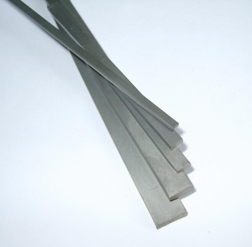 Carbide Wear Bars : Tungstne carbide bar cemented