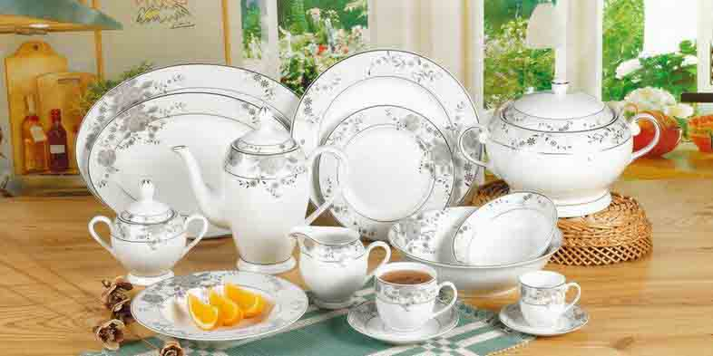 click on image to enlarge & Ceramic Tableware Porcelain Dinnerware ceramic tableware