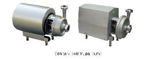 Sanitary Centrifugal Pump For Cip System