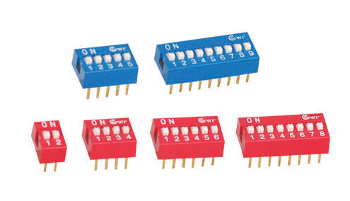 2-12position slide type DIP switch