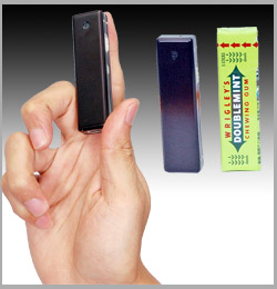 Chewing Gum Sized Spy camera Thumb Camera is a Micro Camera