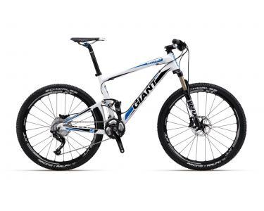 Giant Anthem X Advanced 1 2012 Mountain Bike