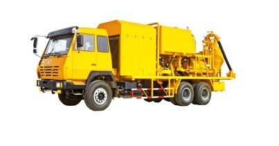 KN-350 CEMENTING TRUCK/CEMENTING SKID