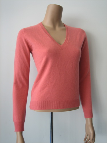 V neck Cashmere Sweaters, Cashmere Pullover